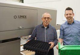 Limex bedrijfsopvolging door 2de generatie.