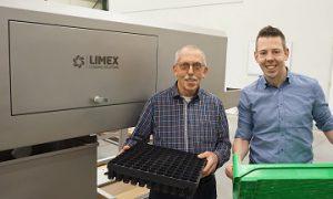 Limex bedrijfsopvolging door 2de generatie