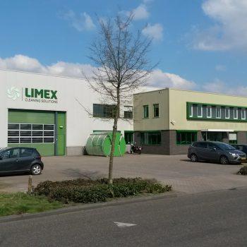Limex wij bouwen wasmachines.