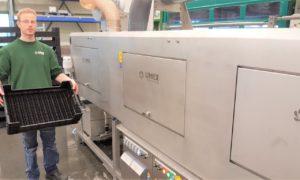 Kistenwaschmaschinen