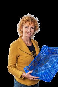 Limex Crate Washer - Gertie Rongen