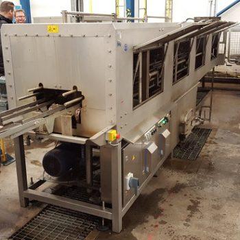 Limex traywasser bij Bergvik Skog Plantor.