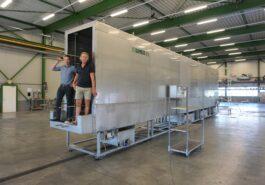Limex kar en traywasser Ontario Plant Propagation.