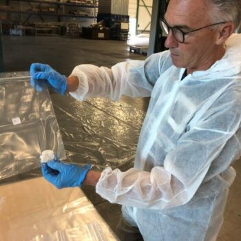 Limex fusarium crates trays